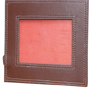 Handcraft Leather Photo Frame